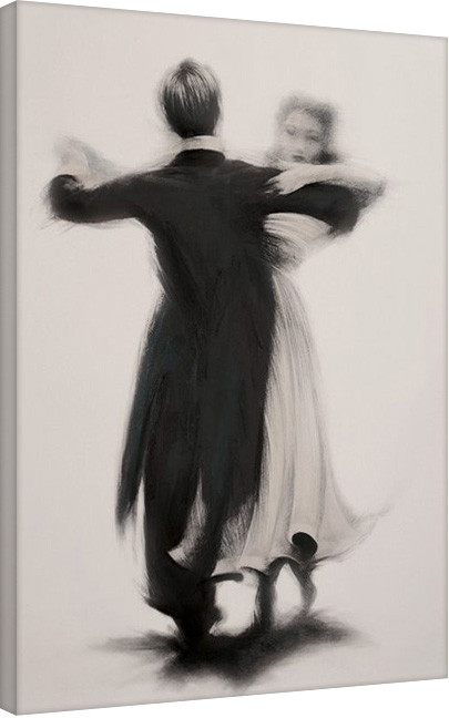 T. Good - Ballroom 1 Tablou Canvas