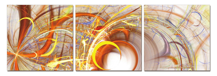 Modern Design - Illusion Tablou