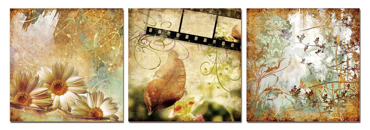 Modern design - natural abstraction Tablou