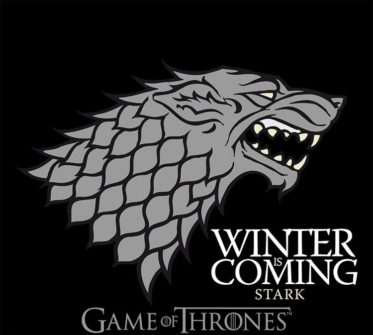 Taška  Game Of Thrones - Stark