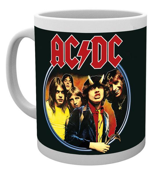 Tasse AC/DC - Band