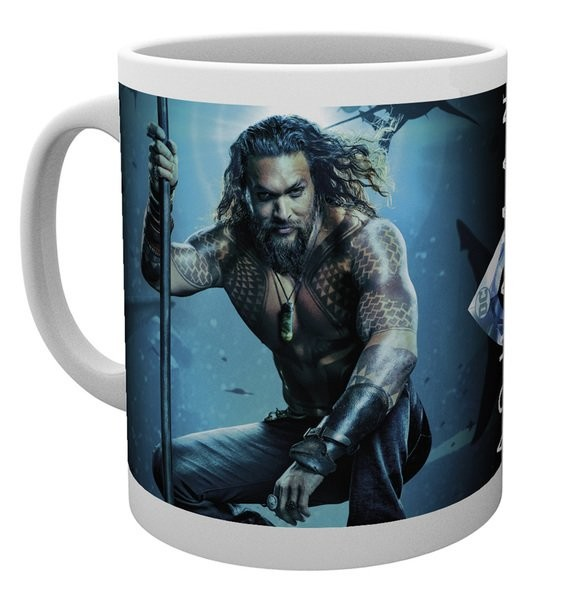 Tasse  Aquaman - One Sheet