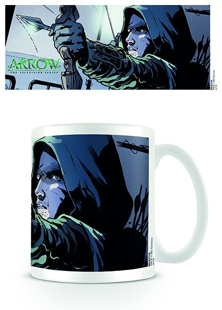 Tasse Arrow - Comic Strip
