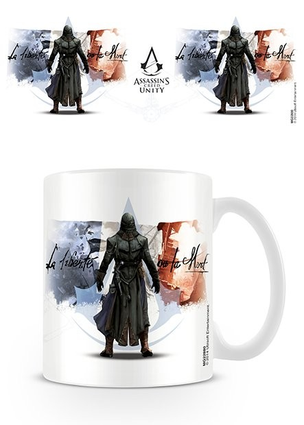 Tasse Assassin's Creed Unity - Hooded