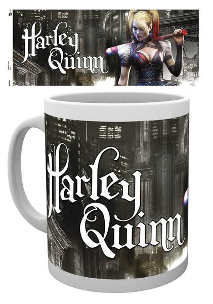 Tasse Batman Arkham Knight - Harley Quinn