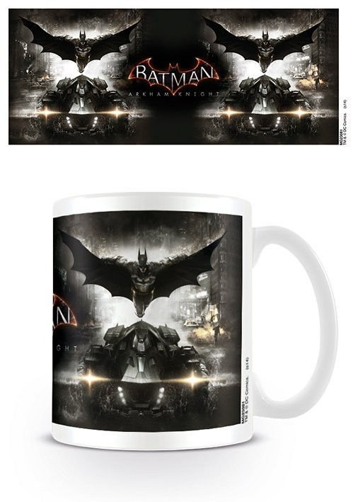 Tasse Batman Arkham Knight - Teaser
