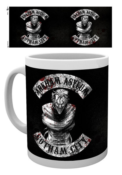 Tasse Batman Comics - Joker Sons Of Arkham