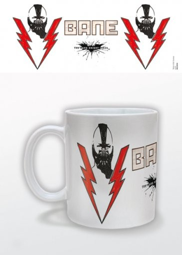 Tasse Batman The Dark Knight Rises - Bane