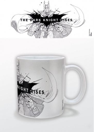 Tasse Batman The Dark Knight Rises - Sketch