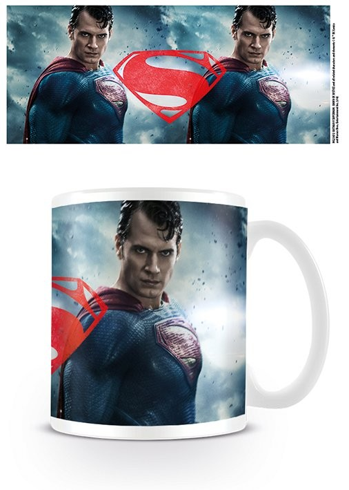 Tasse Batman v Superman: Dawn of Justice - Superman Rage