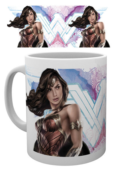 Tasse Batman v Superman: Dawn of Justice - Wonder Woman