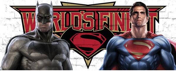Tasse Batman v Superman: Dawn of Justice - Worlds Finest