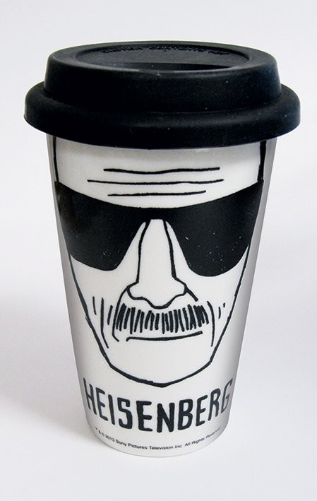 Tasse Breaking Bad Reisebecher - Heisenberg