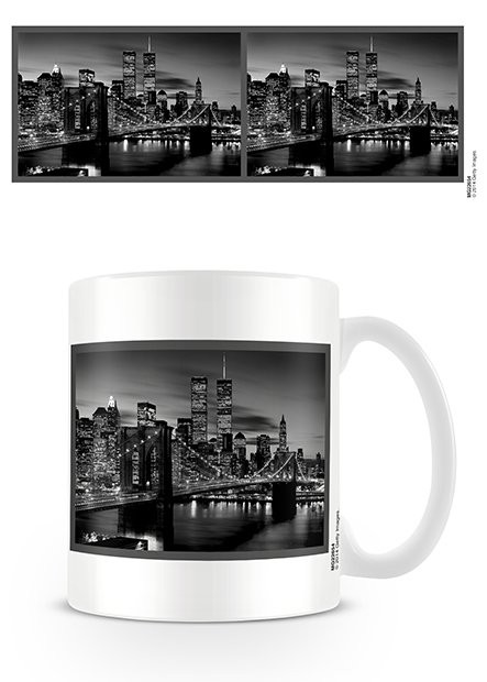 Tasse Brooklyn bridge