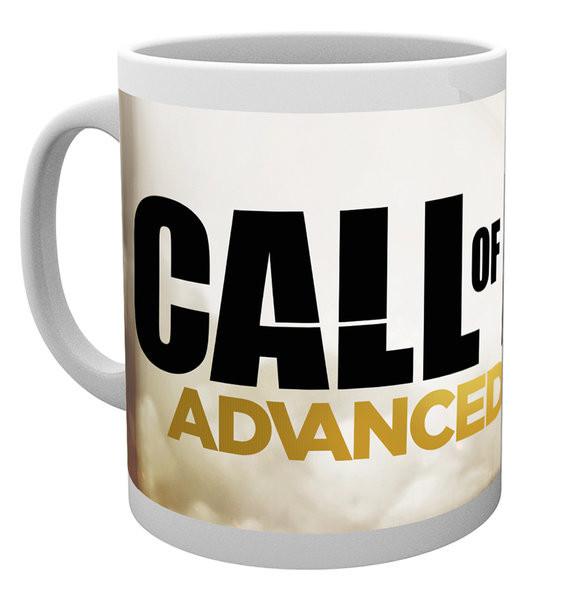 Tasse Call of Duty Advanced Warfare - Logo