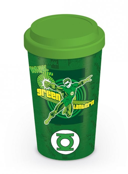 Tasse DC Comics - Green Lantern Travel Mug