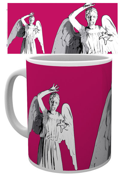 Tasse Doctor Who - Angel Pop