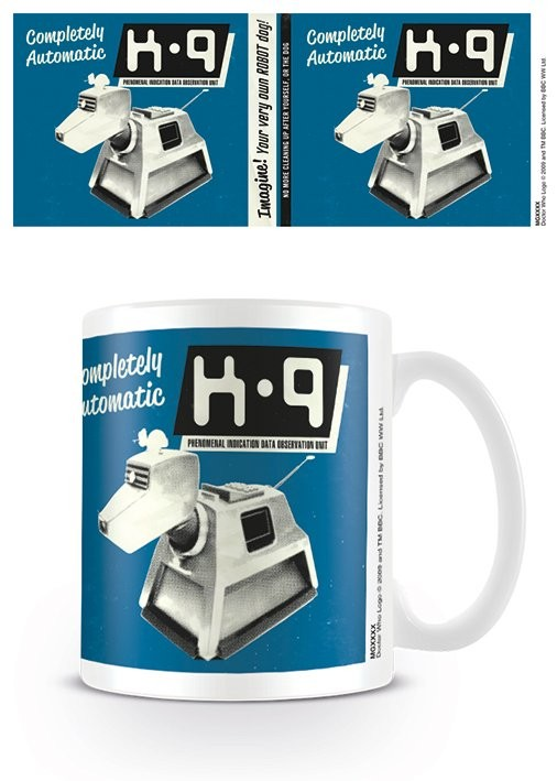 Tasse Doctor Who - K9