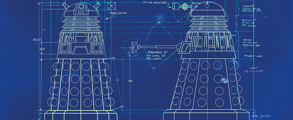 Tasse  Doctor Who - Tardis Sign