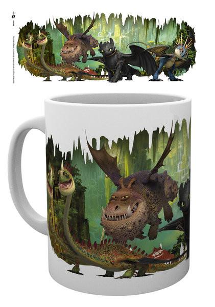 Tasse Drachenzähmen leicht gemacht 2 - Dragons