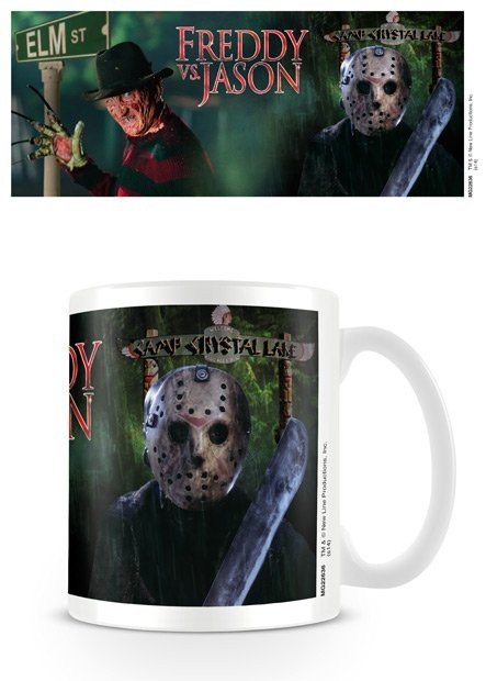 Tasse Freddy vs. Jason - Stomping Grounds