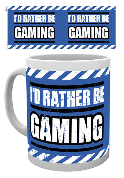 Tasse Gaming - Rather Be