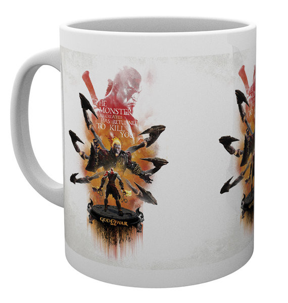 Tasse  God of War - Ares