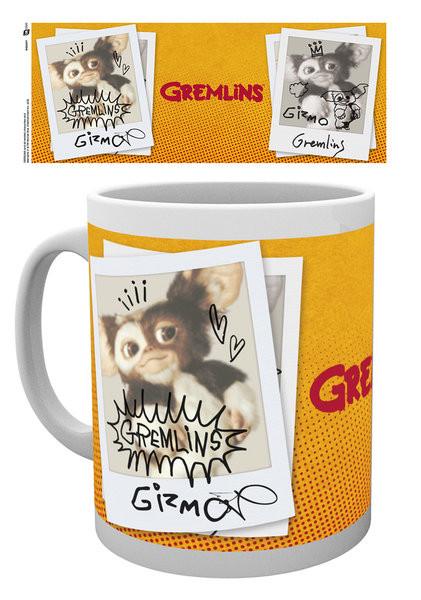 Tasse Gremlins Kleine Monster - Polaroid Gizmo