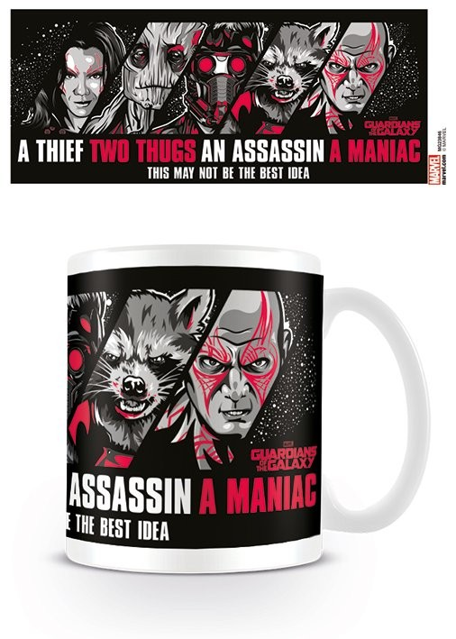 Tasse  Guardians Of The Galaxy - Guardians