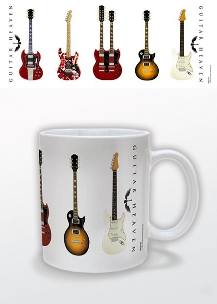 Tasse Guitar Heaven - Classic