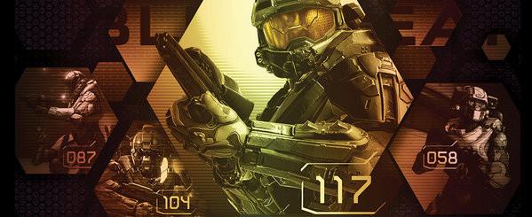 Tasse Halo 5 - Blue Team