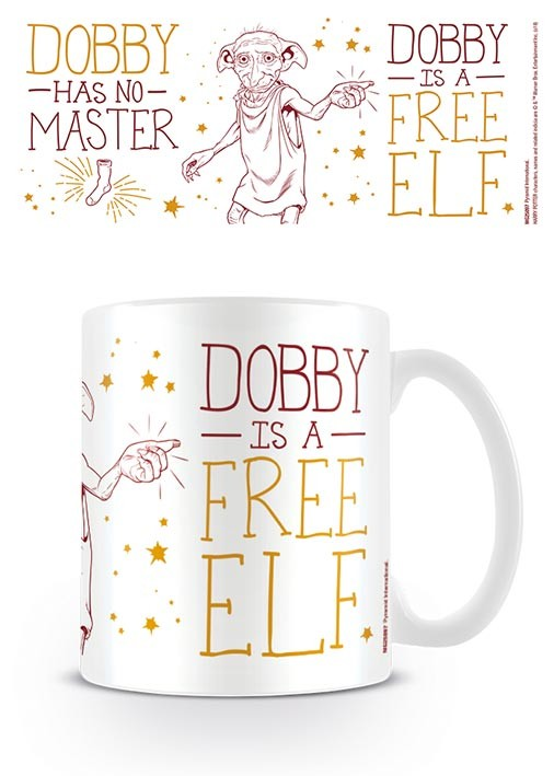 9ac1c1037f4 Tasse Harry Potter - Dobby bei EuroPosters