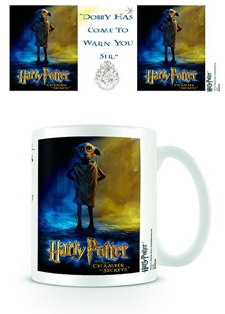 Tasse Harry Potter - Dobby warning