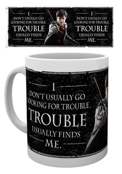 04db35625f1 Tasse Harry Potter - Harry Quote bei EuroPosters