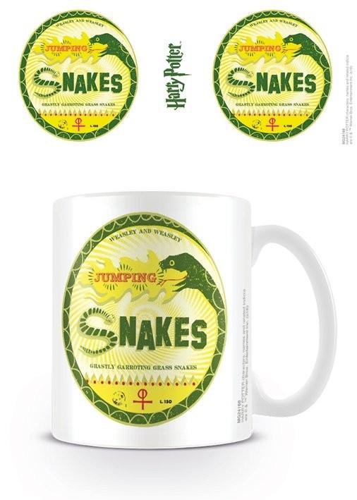 Tasse Harry Potter - Jumping Snakes