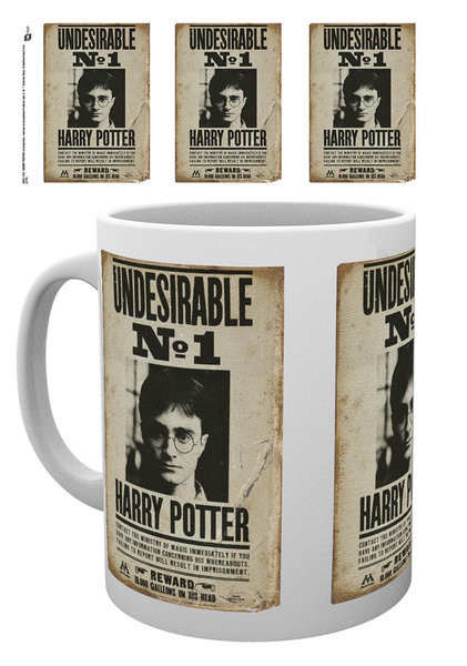 Tasse Harry Potter - Undesirable No.1
