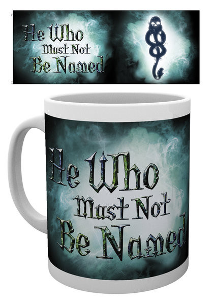 Tasse Harry Potter - Voldermort