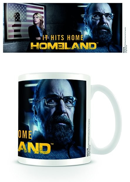 Tasse Homeland - It Hits Home