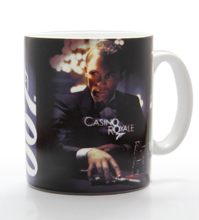 Tasse James Bond - casino royale