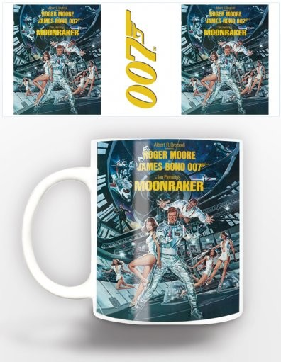 Tasse James Bond - moonraker