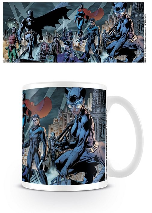 Tasse Justice League - Batman Family