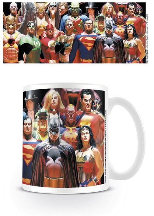 Tasse Justice League - Volume 4