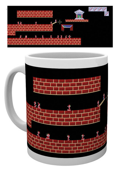 Tasse Lemmings - Bricks