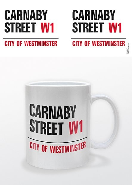 Tasse London - Carnaby Street