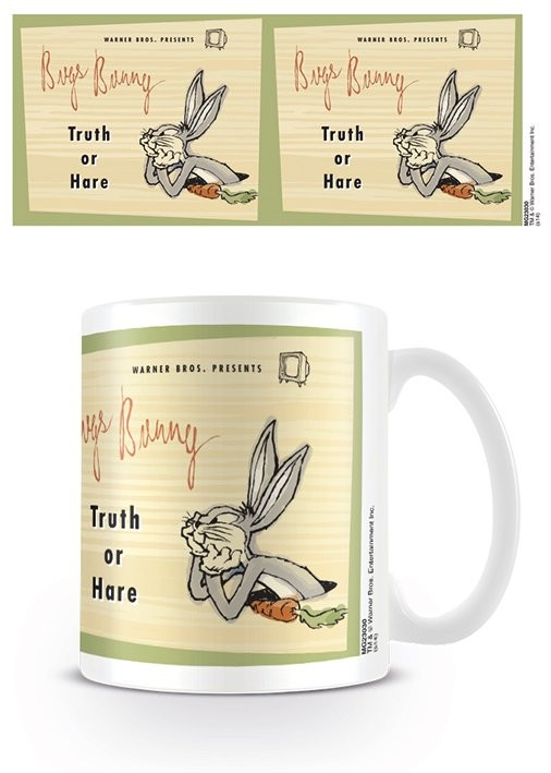 Tasse Looney Tunes - Bugs Bunny - Truth or Hare