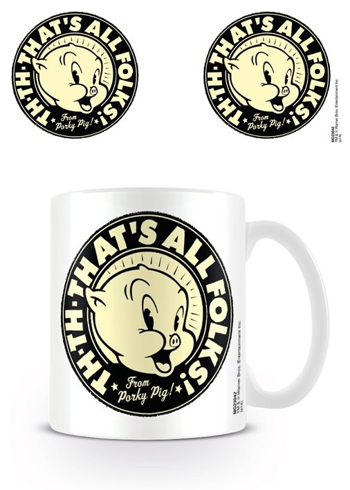 Tasse Looney Tunes - That's all Folks!