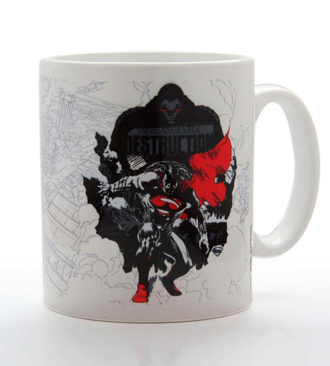Tasse  Man of Steel - Destruction