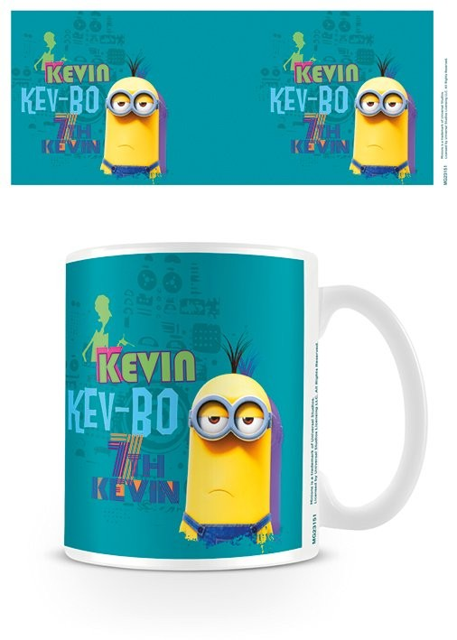 Tasse Minions (Despicable Me) - Kevin