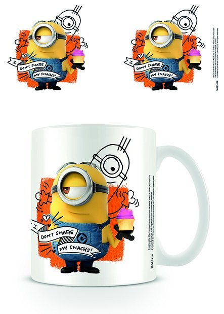 Tasse Minions (Despicable Me) - Snacks