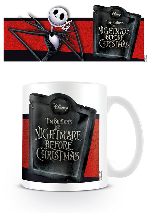 Tasse Nightmare Before Christmas - Jack Banner